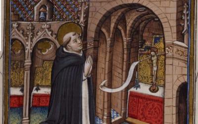 «Saint Thomas d'Aquin, maître de vie spirituelle» par le père Marie-Joseph Nicolas, OP