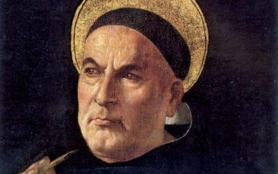 Qui est saint Thomas d'Aquin ?