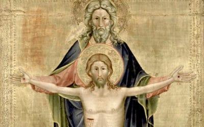 La Trinité, les Personnes divines