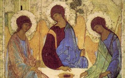 La Trinité et les missions divines