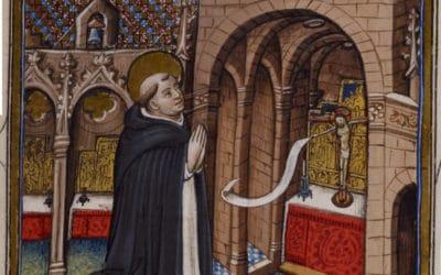 Prière que saint Thomas récitait chaque jour devant l'image du Christ