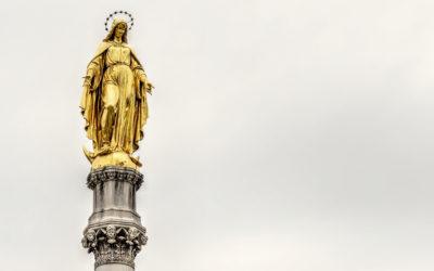 L'Immaculée Conception : la pierre d'achoppement de saint Thomas