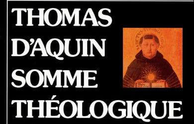Quelle édition française de la Somme de théologie choisir ?