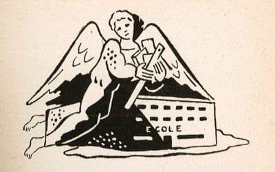 «L'Ange de l'Ecole» de Raïssa Maritain