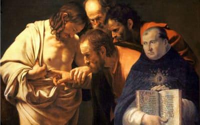 Saint Thomas d'Aquin VS Saint Thomas l'Apôtre